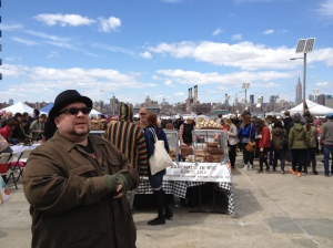 A fabulous festival of foods awaits you at Smorgasburg.